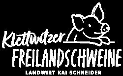 Klettwitzer Freilandschweine Logo